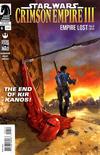 Cover for Star Wars: Crimson Empire III - Empire Lost (Dark Horse, 2011 series) #6