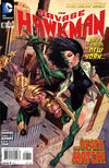 Cover for The Savage Hawkman (DC, 2011 series) #8