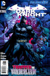 Cover for Batman: The Dark Knight (DC, 2011 series) #8