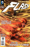 Cover Thumbnail for The Flash (2011 series) #8