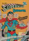 Cover for Superman Supacomic (K. G. Murray, 1959 series) #80