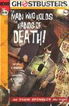 Cover Thumbnail for Ghostbusters (2011 series) #8 [Regular Cover - Dan Schoening and Luis Antonio Delgado]