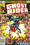 Cover Thumbnail for Ghost Rider (1973 series) #70 [Newsstand Edition]