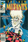Cover for The New Mutants (Marvel, 1983 series) #68 [Newsstand]