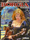 Cover for Borgia (Heavy Metal, 2005 series) #2 - Power and Incest