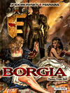 Cover for Borgia (Heavy Metal, 2005 series) #3 - Flames from Hell