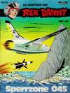 Cover for Rex Danny (Bastei Verlag, 1973 series) #23