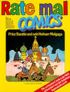 Cover for Rate mal Comics (Pabel Verlag, 1981 series) #1 - Prinz Baratin und sein Hofnarr Molgaga