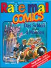 Cover for Rate mal Comics (Pabel Verlag, 1981 series) #2 - Oliver Ohnefehl - Das Schloß mit den 4 Monden