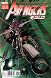 Cover for Avengers: Solo (Marvel, 2011 series) #4