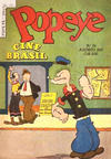 Cover for Popeye (Editora Brasil-América [EBAL], 1953 series) #54