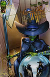 Cover for The Legend of Oz: The Wicked West (Big Dog Ink, 2011 series) #2