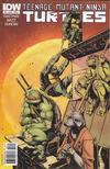 Cover for Teenage Mutant Ninja Turtles (IDW, 2011 series) #3