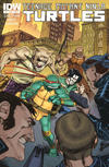 Cover for Teenage Mutant Ninja Turtles (IDW, 2011 series) #4 [Cover A - Dan Duncan]