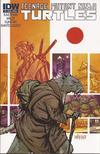 Cover for Teenage Mutant Ninja Turtles (IDW, 2011 series) #5 [Cover A - Mateus Santolouco]