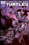 Cover for Teenage Mutant Ninja Turtles (IDW, 2011 series) #6 [Cover B - Kevin Eastman Variant]
