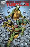 Cover for Teenage Mutant Ninja Turtles (IDW, 2011 series) #8