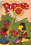Cover for Popeye (Editora Brasil-América [EBAL], 1953 series) #52