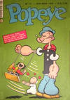 Cover for Popeye (Editora Brasil-América [EBAL], 1953 series) #10