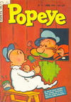 Cover for Popeye (Editora Brasil-América [EBAL], 1953 series) #14