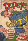 Cover for Popeye (Editora Brasil-América [EBAL], 1953 series) #49