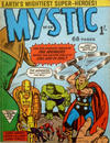 Cover for Mystic (L. Miller & Son, 1960 series) #54
