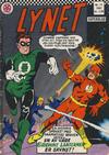 Cover for Lynet (Serieforlaget / Se-Bladene / Stabenfeldt, 1967 series) #11/1967