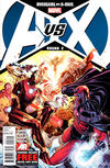 Cover Thumbnail for Avengers vs. X-Men (2012 series) #2