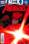 Cover Thumbnail for Avengers (2010 series) #25