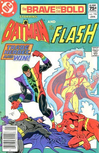 Cover Thumbnail for The Brave and the Bold (DC, 1955 series) #194 [Canadian price]