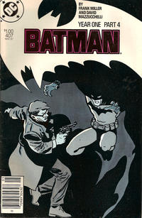 Cover Thumbnail for Batman (DC, 1940 series) #407 [Canadian Newsstand Edition]