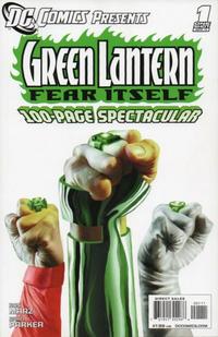 Cover Thumbnail for DC Comics Presents: Green Lantern - Fear Itself (DC, 2011 series) #1