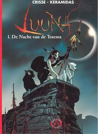 Cover Thumbnail for Collectie 500 (Talent, 1996 series) #192 - Luuna 1: De nacht van de Totems