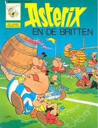 Cover Thumbnail for Asterix (Dargaud Benelux, 1974 series) #4 - Asterix en de Britten