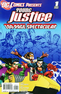 Cover Thumbnail for DC Comics Presents: Young Justice (DC, 2010 series) #1