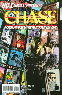 Cover Thumbnail for DC Comics Presents: Chase (DC, 2011 series) #1