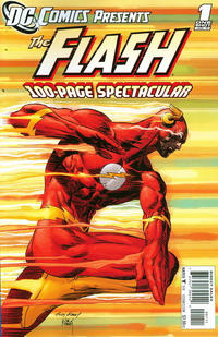Cover Thumbnail for DC Comics Presents: The Flash (DC, 2011 series) #1