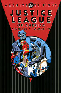 Cover Thumbnail for Justice League of America Archives (DC, 1992 series) #10