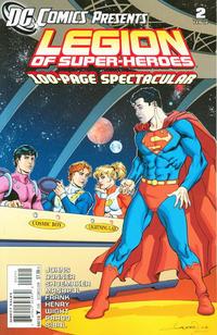Cover Thumbnail for DC Comics Presents: Legion of Super-Heroes (DC, 2011 series) #2