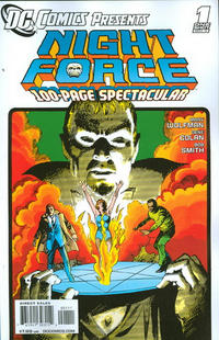 Cover Thumbnail for DC Comics Presents: Night Force (DC, 2011 series) #1