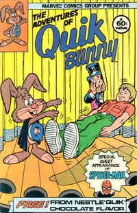 Cover Thumbnail for The Adventures of Quik Bunny (Marvel, 1984 series) #[nn]