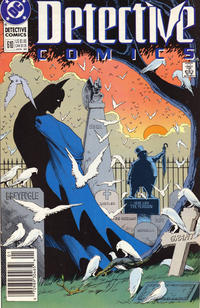 Cover Thumbnail for Detective Comics (DC, 1937 series) #610 [Newsstand]