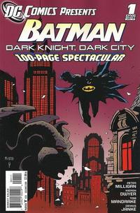 Cover Thumbnail for DC Comics Presents: Batman – Dark Knight, Dark City (DC, 2011 series) #1