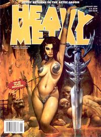 Cover Thumbnail for Heavy Metal Magazine (Metal Mammoth, Inc., 1992 series) #v27#6