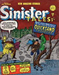 Cover Thumbnail for Sinister Tales (Alan Class, 1964 series) #21