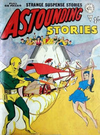 Cover Thumbnail for Astounding Stories (Alan Class, 1966 series) #52