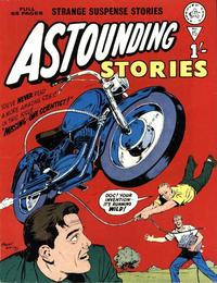 Cover Thumbnail for Astounding Stories (Alan Class, 1966 series) #15