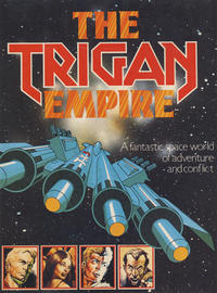 Cover Thumbnail for The Trigan Empire (Chartwell Books, 1978 series)