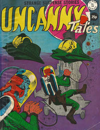 Cover Thumbnail for Uncanny Tales (Alan Class, 1963 series) #166