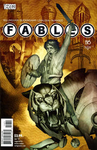 Cover Thumbnail for Fables (DC, 2002 series) #116